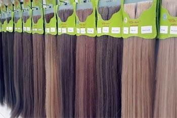 Материал для наращивания волос