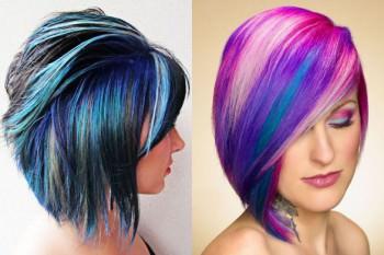 Методы окрашивания волос