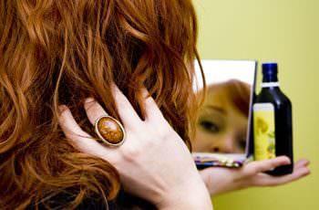 Миндальное масло для восстановления волос
