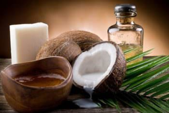 Рецепты из кокосового масла