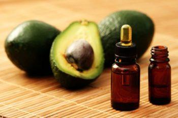 Применение авокадо для волос