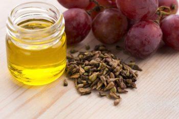 Польза масла виноградных косточек