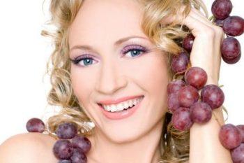 Применение масла винограда для волос