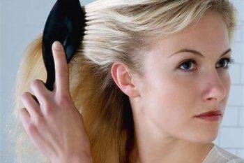 Обнаружение седых волос