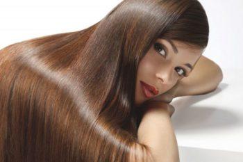Процедура экранирования волос