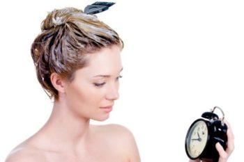 Перекись водорода на волосах